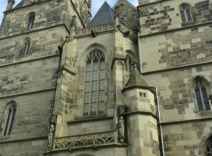 Fassade der Moritzkirche